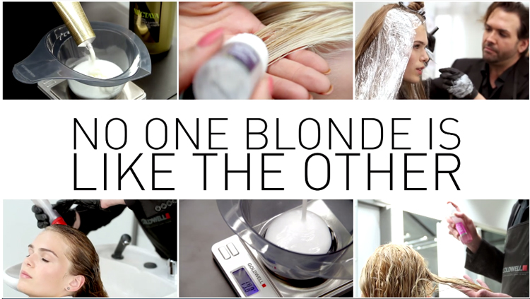 We Love blondes Haar - Haare blondieren